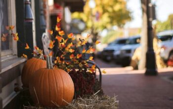 Pumpkins, leaves, hay, cool air, and fall reality TV show premieres are on the way