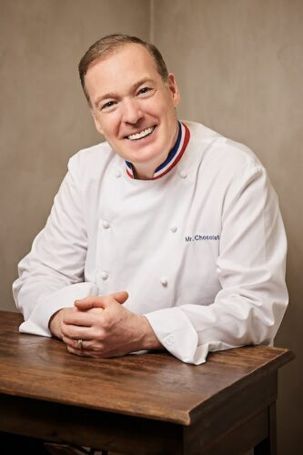 Jacques Torres, Mr. Chocolate, and head judge of Nailed It!