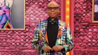 RuPaul hosting episode 6 of RuPaul's Drag All Stars