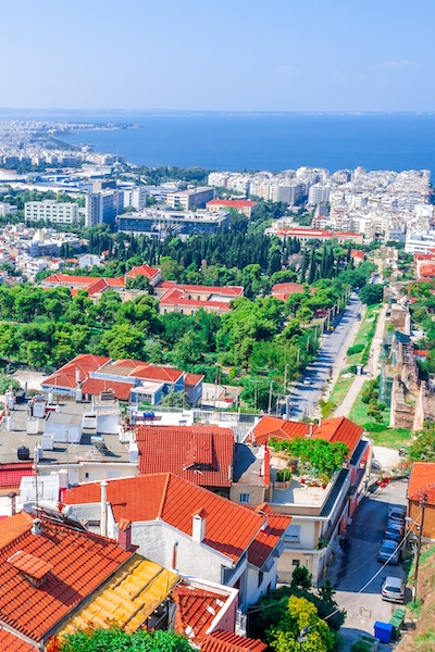 Thessaloniki, Greece, a possible destination for The Amazing Race 33